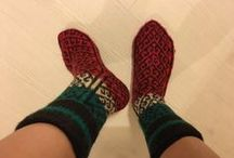 Slippers / Warmy Slippers