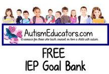 Autism Educators- Angie S / Autsim & Special Needs Resources