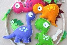 Dinoszaurusz, Dinosaur, Dinosaurier, Dinosaurum