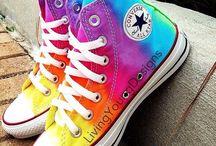 Over the rainbow / Never grow up - fashion