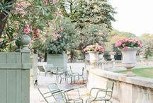Parks & Gardens of Paris