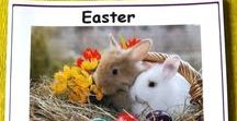 Easter Teaching Resources / Pinners who would like to join this collaborative board can leave a message on my fb page https://www.facebook.com/pages/Autism-Special-Needs-Resources-Info/1522232961321805