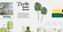 Vicko Exotic Home Decor / Shop Exotic Decor for your Home BY VICKO