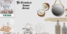 Vicko Bohemian Home Decor / Shop Bohemian Decor for your Home BY VICKO