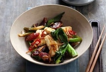 From Wok To Bowl, Asia / by Carole Flack