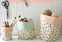 SEWING :: home / Inspiring sewing projects for house and home.