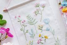 EMBROIDERY / Inspiring stitching.