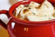 Fabulous Soups & Stews / There's nothing more hearty and nourishing than a warm bowl of soup!