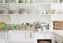 HOME :: kitchen / Ideas for the perfect kitchen.