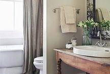 HOME :: bathroom / Ideas for the perfect bathroom.