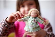 SEWING :: dolls and soft toys / Beautiful handmade dolls and their accessories.