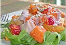 Scrumptious Salads!