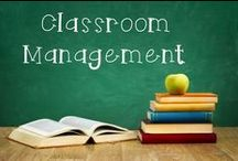 Classroom Management / Classroom management tips for the elementary school teacher