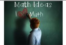 Math Ideas / Activities to use in the upper elementary math classroom