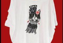 Flamencoshirts &  Cats & More / Süße Frauenshirts Handmade Veredlung aus Bochum! Olé