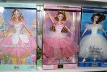 Barbie - MIB / Mint in box Barbies
