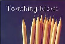 Teaching Ideas / Teaching ideas for the elementary classroom