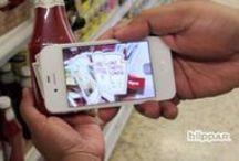advertising via Interactive Campagnes / inspirations of interactive campagnes