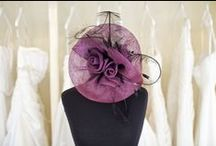 Mother of the Bride / Groom Hats / A selection of amazing Mother of the Bride Groom Hats for hire, including designers Phillip Treacy and Jaque Vert. Hat hire from £25, fascinators from £15. Contact Sue on 07748632723
