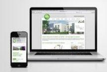 pool 91 ★ Webdesign / Webdesign in der Immobilienwirtschaft stellt ganz eigene Anforderungen. Ein zeitgemäßes Erscheinungsbild, hohe Usability und das passende Content-Konzept sorgen für die optimale Sichtbarkeit Ihrer Immobilie.