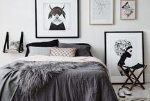 BEDROOM / Dicas,  inspirações e mais de decór para o quarto.