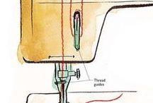 Naai handigheidjes / Handige tips voor alle naaisters. Omdat je nooit uitgeleerd bent.