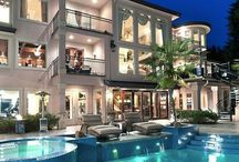 Luxury High End Mansions