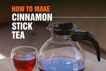 Cinnamon Stick Recipes / A collection of recipes and photos using Cinnamon sticks. Discover the power of Ceylon Cinnamon for your health and well being in some exotic recipes.