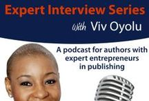 Podcast with Expert Entrepreneurs in Publishing / This is a podcast series for authors and writers.  Interviews are with different entrepreneurs working within the publishing industry who provide advice, support and know-how for authors and writers to increase visibility and sell more books.