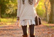 Fashion / Looks I luv