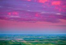 Colourful nature photos / scenery photos