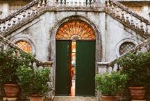 Italian Wedding / We love Italy & are inspired by the elements of that place we call home. Get inspired with Italian Weddings