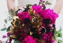 Bouquets & Flowers / Floral Inspiration For The Big Day