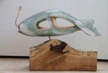 my sculptures / beeldhouwwerken / Sculpture