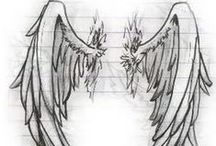 крылья / перья