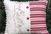 patchwork párnák