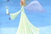 Andělé a sněhuláci