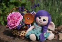 Lalki - dolls / Lalki różnych rozmiarów