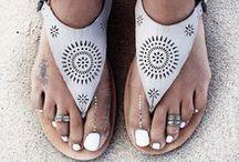 Biżiteria , Buty i ozdoby na stopy / buty i ozdoby na stopy