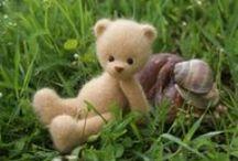 Niedzwiedz na 1000 sposobów :) / niedzwiedz , panda, polarny ,