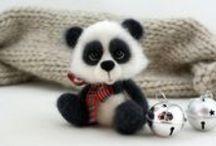 Panda na 1000 sposobów :) / Panda