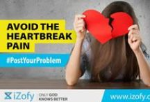 #Post_Your_Problem / Izofy is the world's first marketplace connecting astrologers, numerologists, tarot readers, vaastu consultants and healers with the global audience. Share your problem with us and get effective solution. Visit www.izofy.com today.