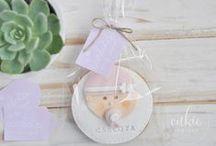 Galletas para bautizos by CukieProject / Galletas decoradas para bautizos, galletas de bebés para bautizos y nacimientos