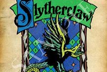 """Slytherclaw/Raverin / """"Intelligence without ambition is a bird without wings"""""""