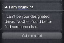 Messing with Siri... / Trying to get a funny response from Siri / by Noche