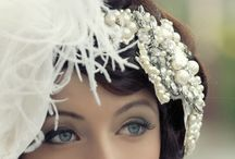 Theme / Ideas for wedding hair and make up and cake