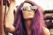 Hair / by Prue Binnie