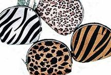 Animal Print Sweet 16 Party / Animal Print Sweet 16 Party Ideas.  Animal Print Decorations and Animal Print Supplies are found here!  Get crazy and wild at your Sweet 16!
