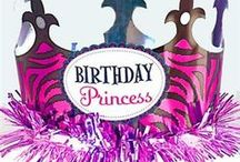 Sweet 16 Birthday Princess / Make your Sweet 16 day special with a beautiful princess theme!
