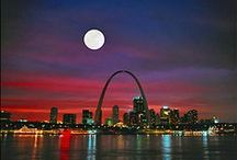 My Hometown- St. Louis, Mo / by Susan Ghormley